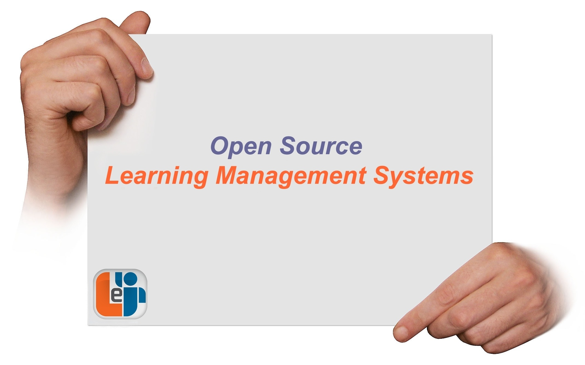 The Ultimate list of Open Source Learning Management Systems