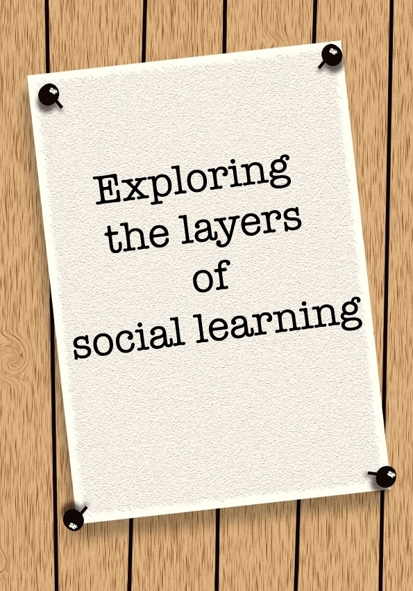 Exploring The Layers Of Social Learning