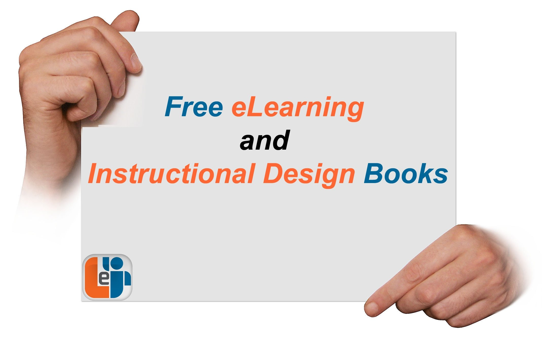 Free eLearning And Instructional Design Books - eLearning