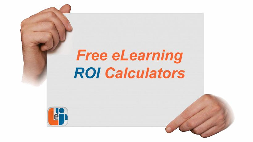 Free eLearning ROI Calculators