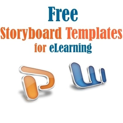 Ultimate List Of Free Storyboard Templates For Elearning  Elearning