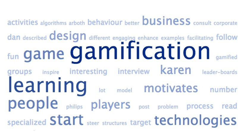 32 Tweets To Get You Started With The Gamification Of Learning