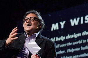 How Can We Build A School In The Cloud? - Sugata Mitra's TED Talk