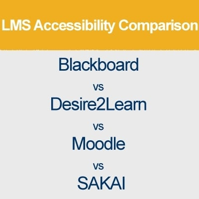 moodle and blackboard a comparison and Blackboard, and the leading open source solution, moodle  we used online  surveys to compare the user experience of the basic functionality.