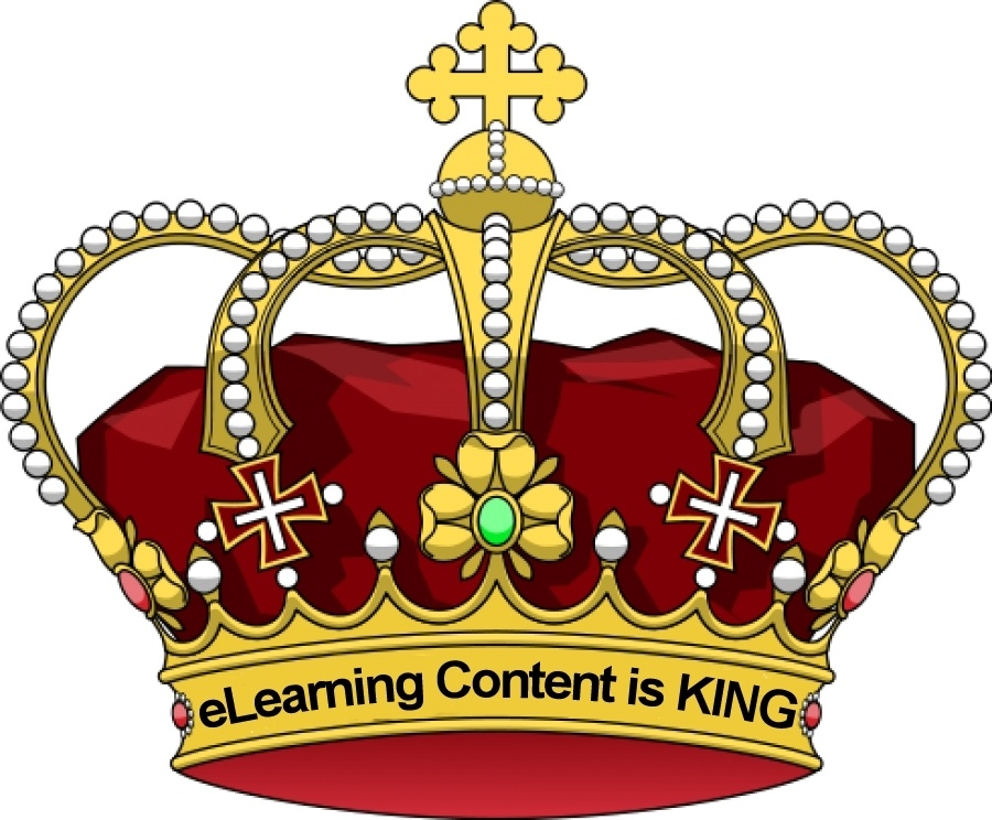 Is eLearning Content King, Queen or a Slave?