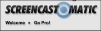 Gebruik Screencast-O-Matic voor je online cursus