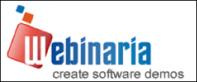 Logo Webinaria screencasting tool
