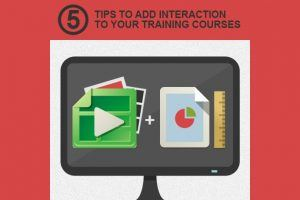 5 Tips To Add Interaction To Your Training Courses