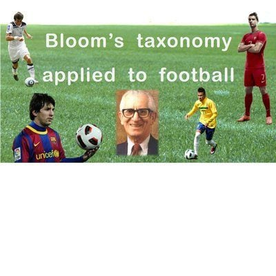Bloom's Taxonomy Applied To Football