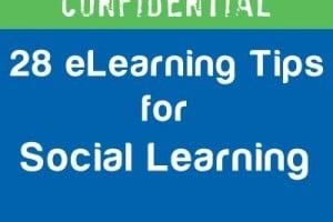 28 eLearning Tips for Social Learning