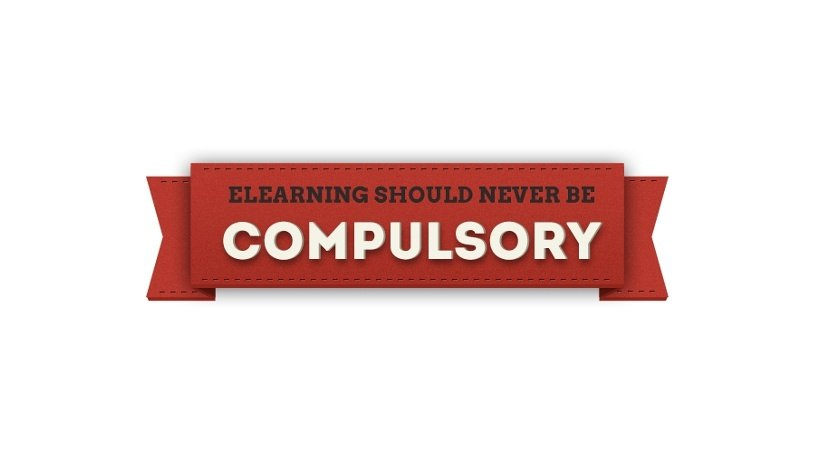 4 Reasons Why eLearning Should Never Be Compulsory And 4 Great Alternatives