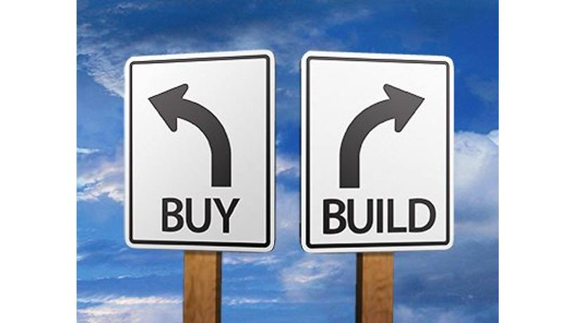 7 Instances To Build Your Training Rather Than Buy It