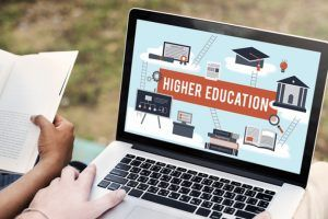 Innovation In Higher Education Infographic