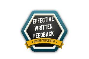 Just Remember: PC GAMES For Effective Written Feedback