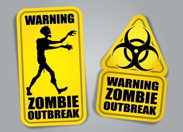 They're Everywhere Else: Can Zombies Find A Home In eLearning?