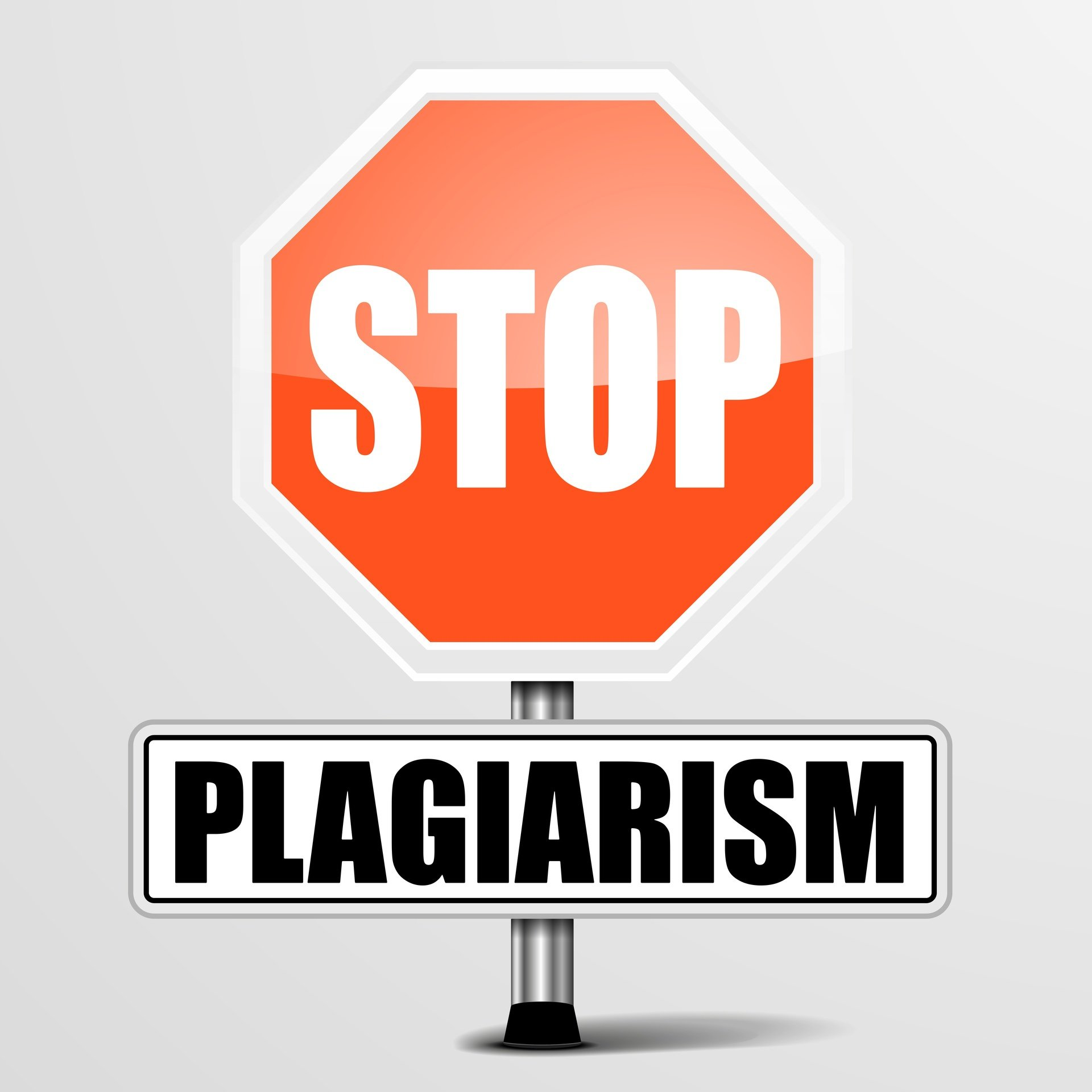 Plagiarism detector for students