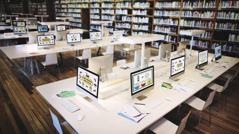 What Is The New Role Of A School Library In The Digital Age?