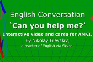 Learning a language: Interactive Videos and Spaced Repetition