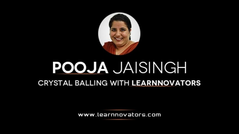 Gaze Into The Future Of eLearning With Pooja Jaisingh