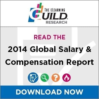2014 Global eLearning Salary Report Just Released!
