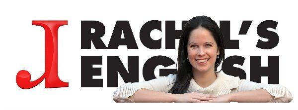 rachel english logo