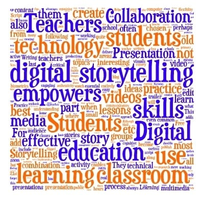 Digital Storytelling Helps Students Practice Essential Skills