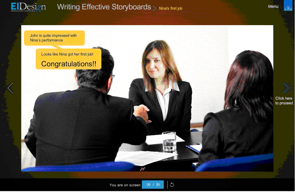 ILT to Effective Online Conversion using Storytorials 2