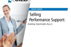 Free White Paper: Selling Performance Support