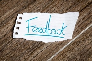 eLearning Feedback