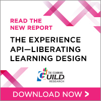 Research Report: The Experience API—Liberating Learning Design