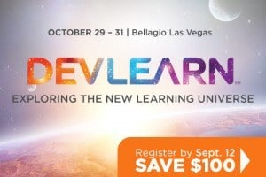 DevLearn 2014 Early Last Chance