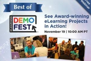 DevLearn 2014 eLearning DemoFest Winners!