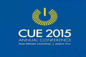 Image for CUE 2015