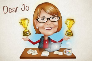 "Dear Jo: Corporate Training Program Evaluation Should Be a ""Habit"""