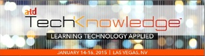 Image for ATD TechKnowledge 2015