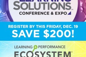 THE Event for Instructional Designers