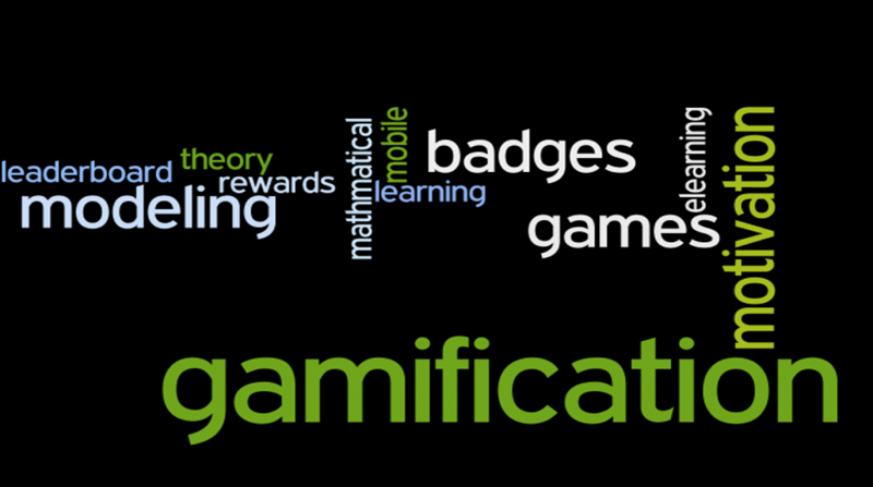 Gamification expands beyond eLearning and training.