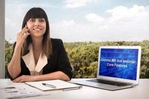 Image for Free Webinar: Study JoomlaLMS Principles