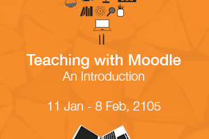 Image for Teaching With Moodle: An Introduction
