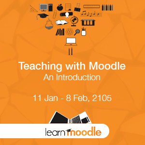 Teaching With Moodle: An Introduction