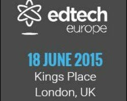 Image for EdTech Europe 2015