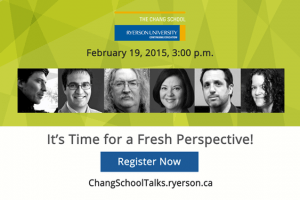 Image for ChangSchoolTalks 2015 - Lifelong Learning Reimagined
