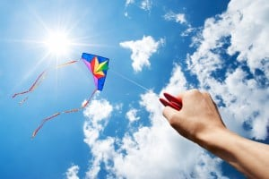 Designing An Online Course? It's Like Flying a Kite!