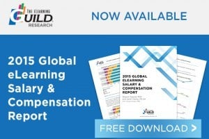 Image for 2015 Global eLearning Salary And Compensation Report Just Released!