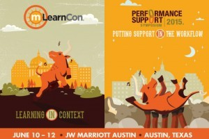 Image for mLearnCon and Performance Support Symposium 2015
