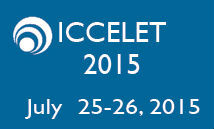 Image for ICCELET 2015