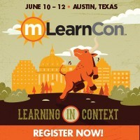 mLearnCon 2015 Conference & Expo, June 10 - 12 in Austin, Texas.