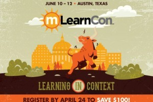 Image for mLearnCon 2015: See How Your Peers Are Succeeding with mLearning!