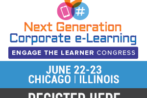 "Image for Next Generation Corporate e-Learning ""Engage The Learner"" Congress"