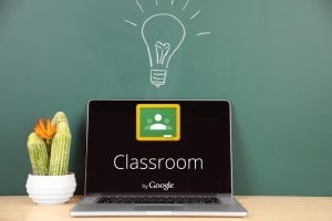 Image for Google Classroom: A Free Learning Management System For eLearning